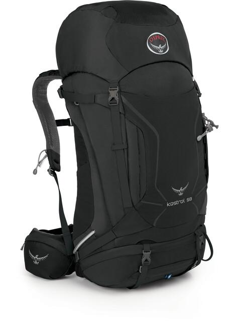 Osprey M's Kestrel 58 Backpack Ash Grey